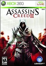 Assassin's Creed 2 XBOX 360 Action / Adventure (Video Game)