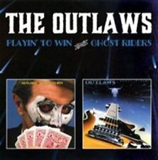 Playin' to Win/Ghost Riders by The Outlaws (CD, Jul-2014, Floating World)