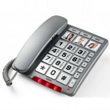 TELEFONO SAIET FAMILY TASTI GRANDI VIVAVOCE PER ANZIANI SUONERIA MEMORIE13500512