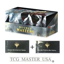 Double Masters Booster Box - New Factory Sealed Mtg Magic the Gathering Ship Now