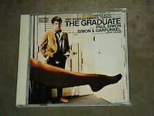 The Graduate Soundtrack Japan CD Simon & Garfunkel