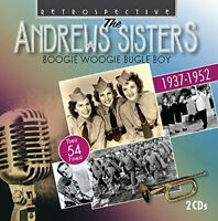 The Andrews Sisters - The Andrews Sisters - Boogie Woogie Bugle Boy: [CD]