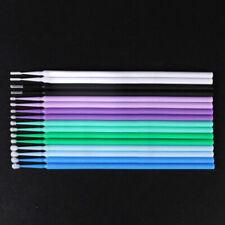 400 Pcs Dental Disposable Applicator Micro Brush Tips Bendable 12152025mm