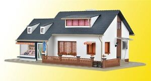 Vollmer 43723 Gauge H0, Home With Shop # New Original Packaging #