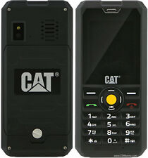 NEW CAT B30 3G TOUGH IP67 SOLID BUILDERS DUAL SIM FREE UNLOCKED MOBILE PHONE