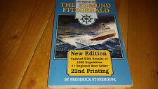 The Wreck of The Edmund Fitzgerald Frederick Stonehouse New Edition SC 1998