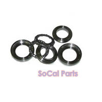 Fork Neck Steering Head Stem & Bearings set (28mm) for Stand-up kid gas Scooter