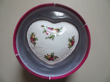 Royal Albert Victorian Heart Box- Old Country Roses