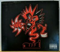 Fearless Fried Fury by Insane Clown Posse (CD, 2019, Psychopathic Records)