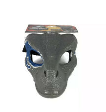 Jurassic Park World Legacy VELOCIRAPTOR BLUE Dino Rivals Mask New With Tags