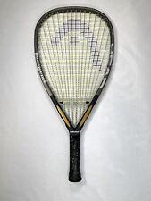 HEAD Intelligence i.165 Intellifiber Racquetball Racquet 3 5/8 Power Frame