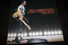 BRUCE SPRINGSTEEN & THE E STREET BAND Complete 3 CD BOX SET FULL COLOR BOOK