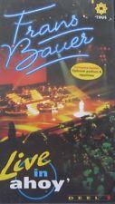 FRANS BAUER - LIVE IN AHOY - DEEL 1 - VHS
