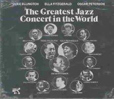 Fitzgerald and Hawkins Ellington - Great US IMPORT Audio CD Seal