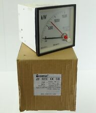 Complee kly-w96-3b rendimiento cuchillo Power metros vatímetros -150... 0. .1500kw unused