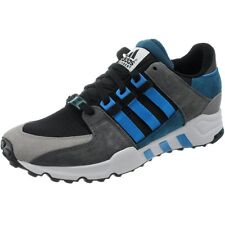 Adidas Equipment Running Support eq93 Mens Suede Sneakers Black Eqt New