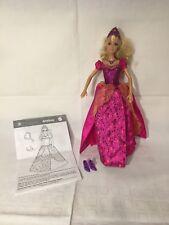 Barbie Diamantschloss aus dem gleichnamigen Film