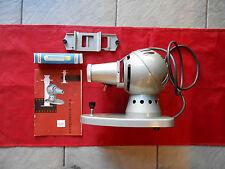 Kugelprojektor Kleinbildwerfer Carl Zeiss Jena Projektor im Original Koffer