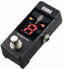 Korg Pitchblack Mini Guitar Tuner Pedal (PB01MINI) Brand New