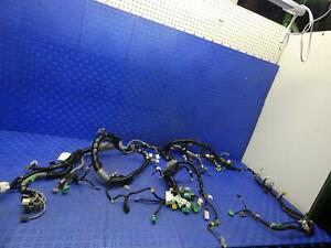 2010 - 2011 ACURA MDX OEM FRONT DASH PANEL WIRING HARNESS 32117-STX-A12