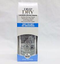 OPI Nail Treatment Drip Dry Nail Polish Drying Drops .91oz/27ml