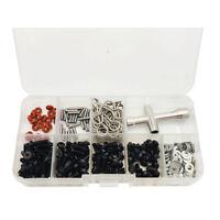 241In1 Schrauben Box Repair Tool Set Kit für 1/10 HSP RC Auto DIY Zubehör NEU