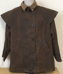 Mens Barbour Backhouse Waxed Town and country Jacket Size S Small Riding Coat