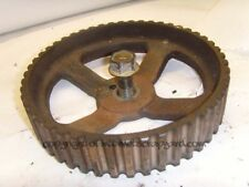 Mitsubishi Delica L300 2.5 4D56 86-94 engine mounted timing pulley