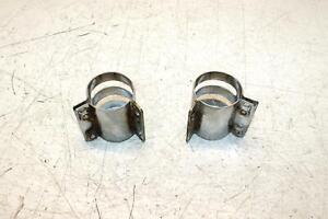 07 KYMCO VENOX 250 SINGLE HEADLIGHT HOLDER STAY HEAD LAMP LIGHT