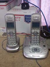 Panasonic KX-TG4021 DECT 6.0 PLUS Digital Cordless Phones & Answering Machine