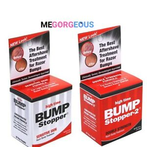 High Time Bump Stopper Sensitive Skin, High Time Bump Stopper Double Strength