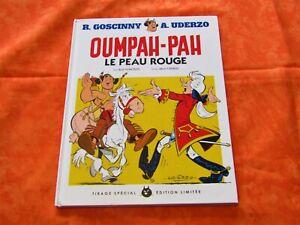 Bd OUMPAH-PAH , le peau rouge