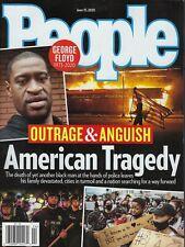 People Magazine  June 15th 2020   George Floyd 1975-2020