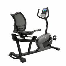 Sitzergometer mit Rückenlehne, Handpulsmesser, bis 150 kg belastbar