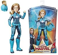 Marvel Captain Starforce Super Hero Doll with Helmet Ages 6+ Toy Play Girls Gift