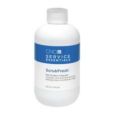 CND ScrubFresh Scrub Fresh Nail Surface Cleanser Polish Remover 222ml