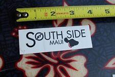 "New listing South Side Maui Hawaii island ~4"" Vintage Sunglasses Surfing Decal Sticker"