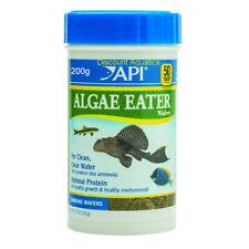 API Algae Eater Wafers 200g Fish Food 0317163038406
