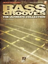 Bass Grooves Sheet Music The Ultimate Collection Bass Builders Book an 000696028