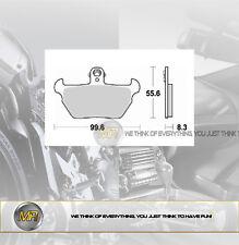 PER BMW R 100 R ROADSTER 1000 DAL 1992 AL 1995 COPPIA PASTIGLIE FRENO ANTERIORI