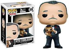 Movies: Godfather Vito Corleone Toy Figures