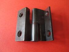 Prämeta Möbel-Zylinderband Nr. 607 Kröpfung D7,5 40mm rechts brüniert