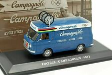 FIAT 238 VAN CAMPAGNOLO 1972 CYCLE RACE ASSISTANCE SUPPORT 1:43