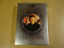 6-DISC DVD BOX / STARGATE SG-1 - SEASON 4
