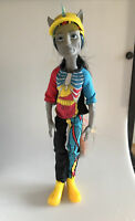 Monster High - Freaky Fusion Neighthan Rot doll