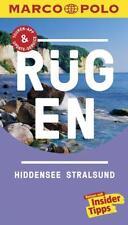 MARCO POLO Reiseführer Rügen, Hiddensee, Stralsund von B. Wurlitzer, UNGELESEN