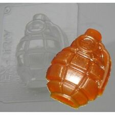 """Grenade"" plastic soap mold soap making mold mould"
