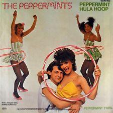 "7"" the Peppermints Peppermint hula hoop MARINA MARFOGLIA dutchpop Metronome 1983"