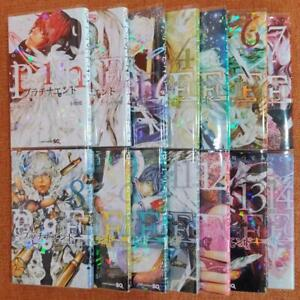 Platinum End vol.1-14 Comic Complete Manga Japan