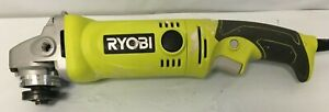 RYOBI  AG454 7.5 Amp 4.5 in. Corded Angle Grinder, G NO ATTACHMENTS